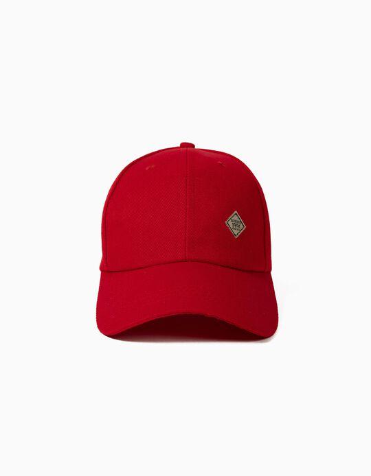 Plain Cap for Boys