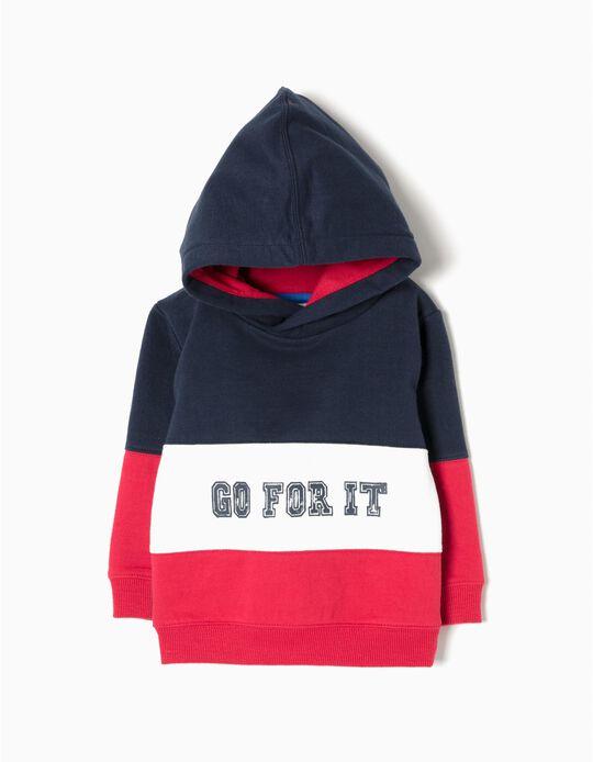 Sweatshirt Go For It