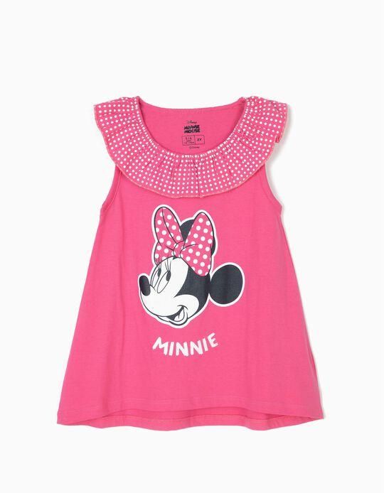 Top para Menina 'Minnie', Rosa