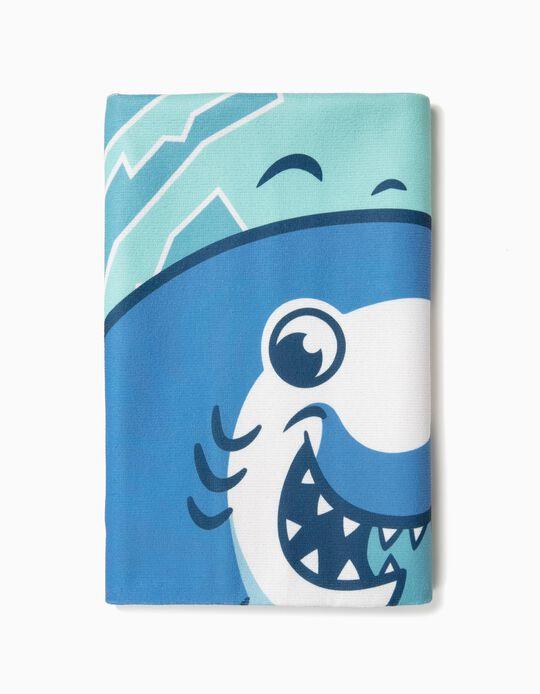 Toalha de praia tubarão