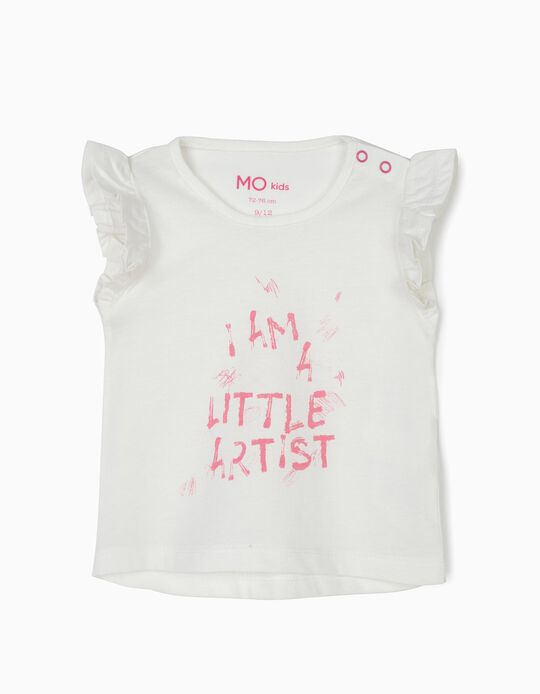 T-shirt Little Artist