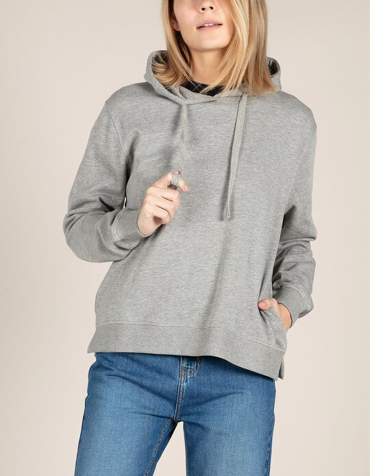Sweatshirt com capuz Essentials