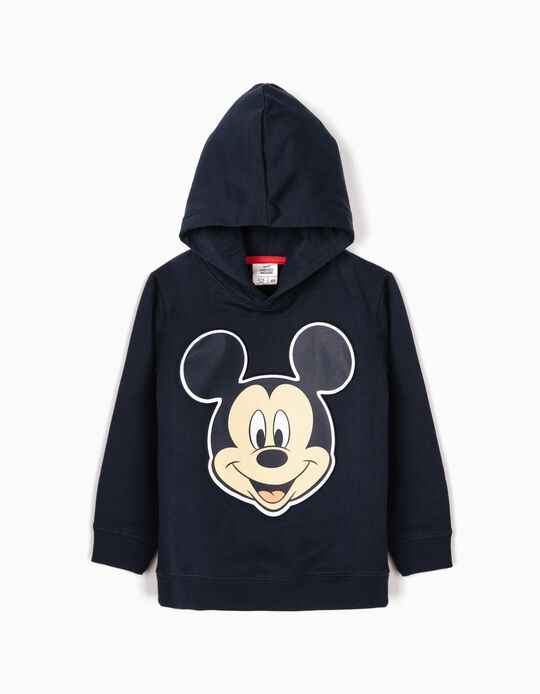 Hoodie for Boys 'Mickey', Dark Blue