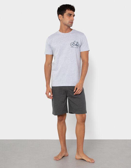 Cotton Pyjamas, Men
