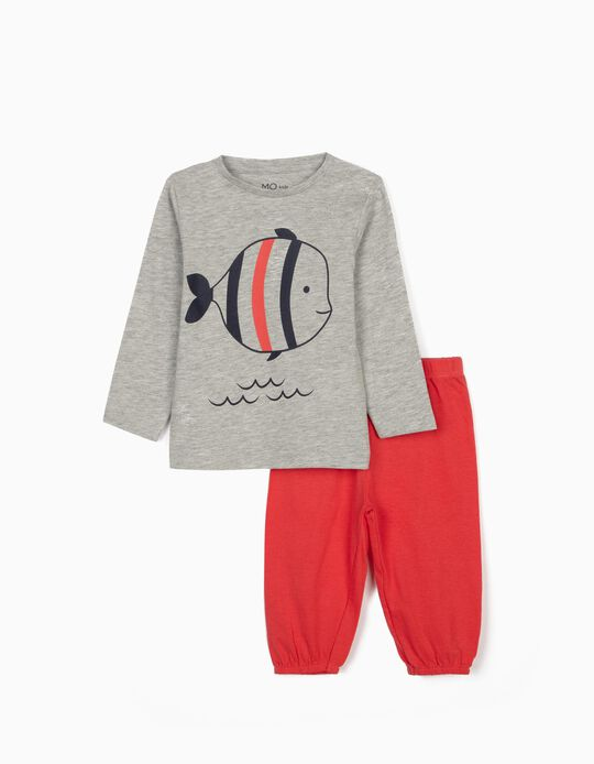 Printed Pyjamas for Baby Boys