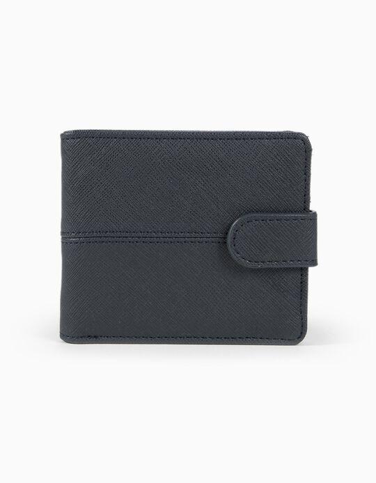 Saffiano-effect wallet