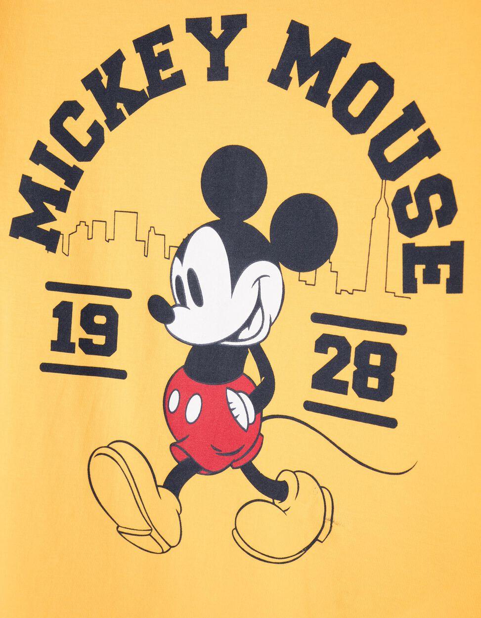 T-shirt Mickey BKLYN Branca