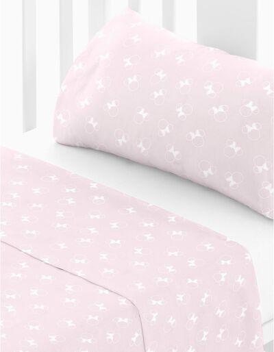 Conjunto de Lençóis de cama M Is For Minnie Disney