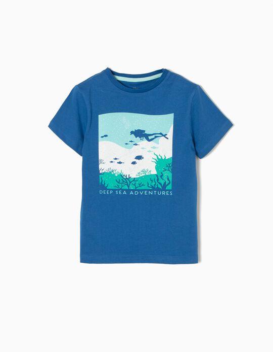 T-shirt Sea Adventures
