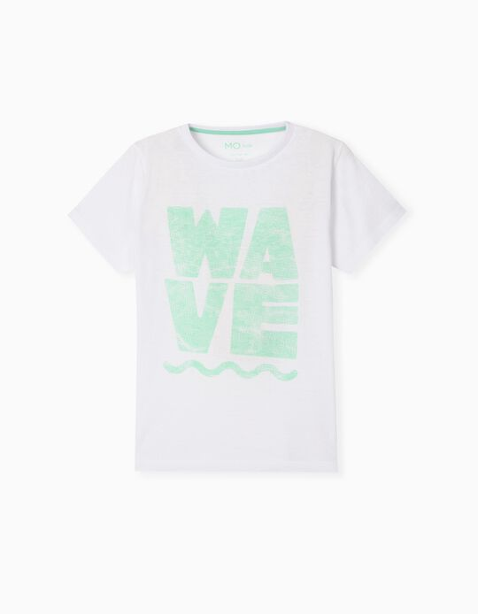 T-shirt for Boys, 'Wave'