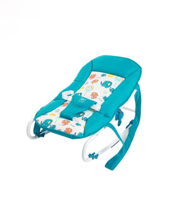 Cadeira De Repouso Relax Elephant Zy Baby