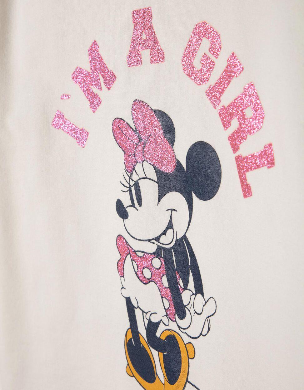 Sweatshirt com Capuz Minnie Girl