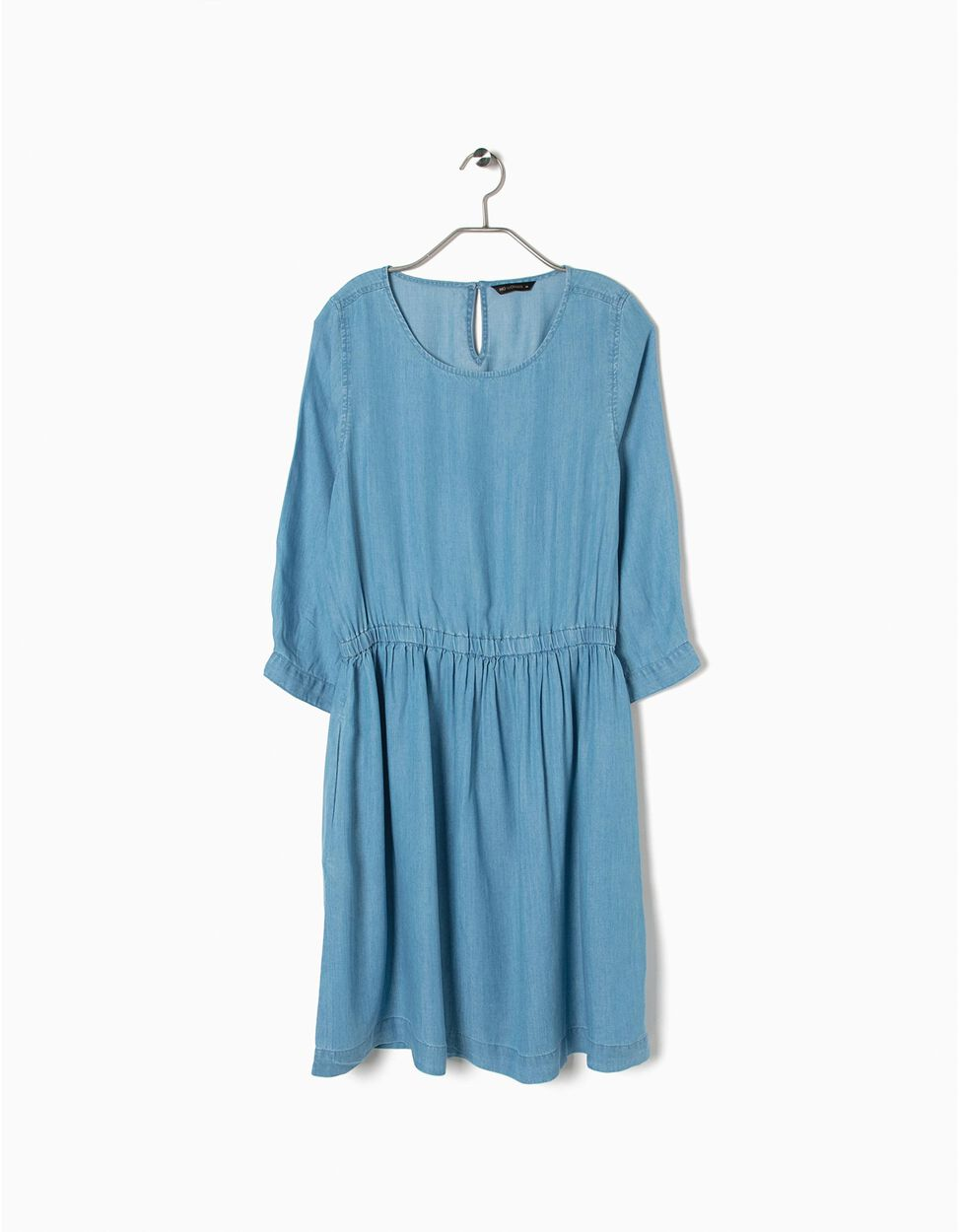 Vestido Ganga Liocel
