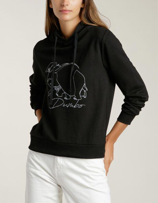 Sweatshirt com Capuz Disney