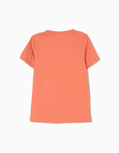 Pack 2 T-shirts Grey&Orange