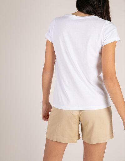 T-Shirt Amarela