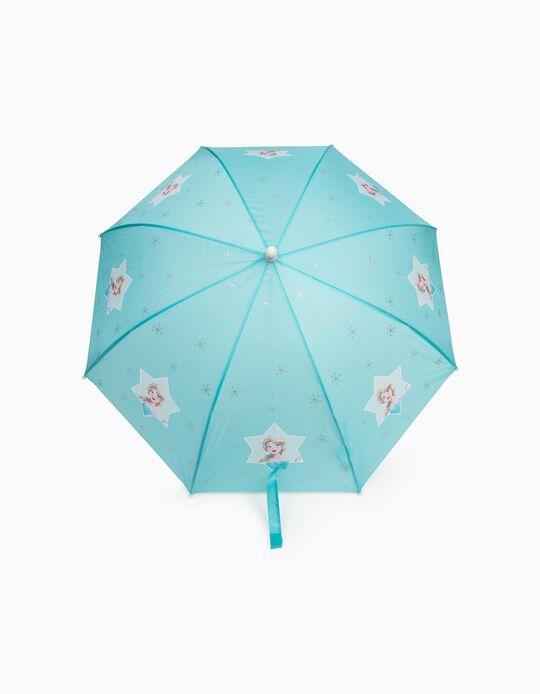 Umbrella for Girls 'Frozen', Blue