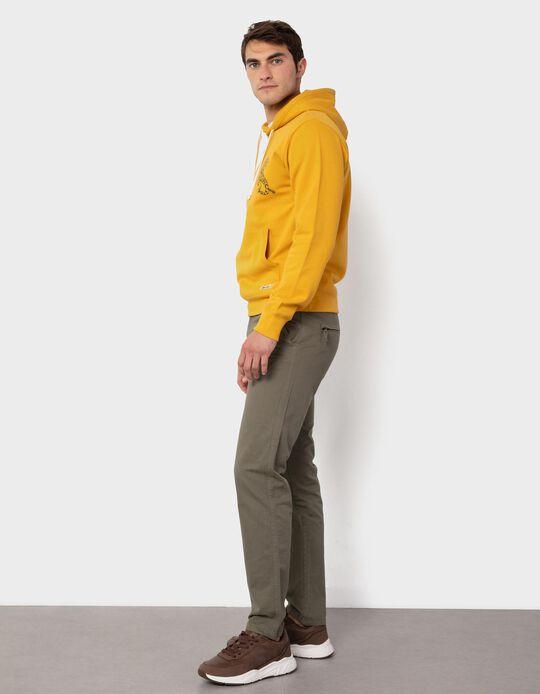 Slim Leg Trousers for Men