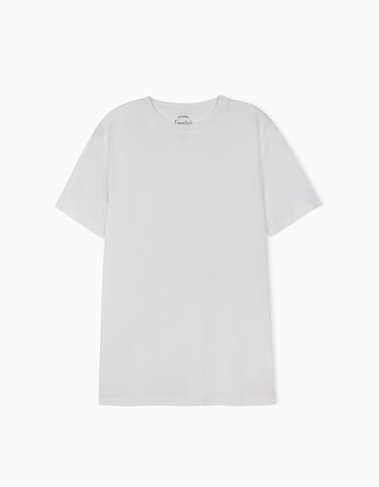 Cotton T-Shirt, Mo Essentials