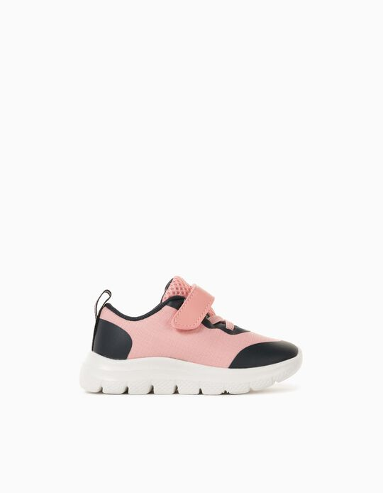 Trainers for Babies, Pink/ Blue
