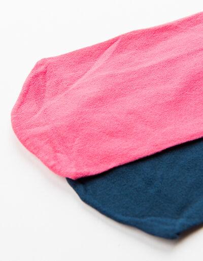 Pack 2 Collants lisos