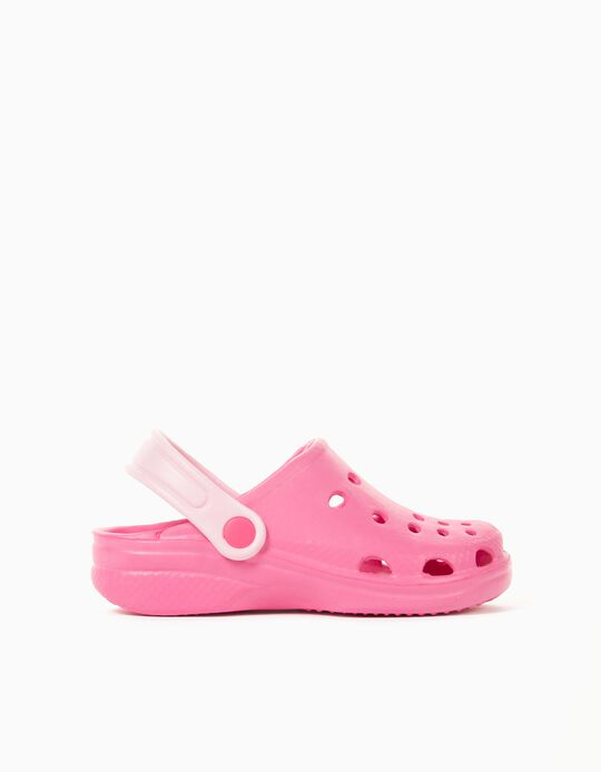 Clogs for Children, Pink