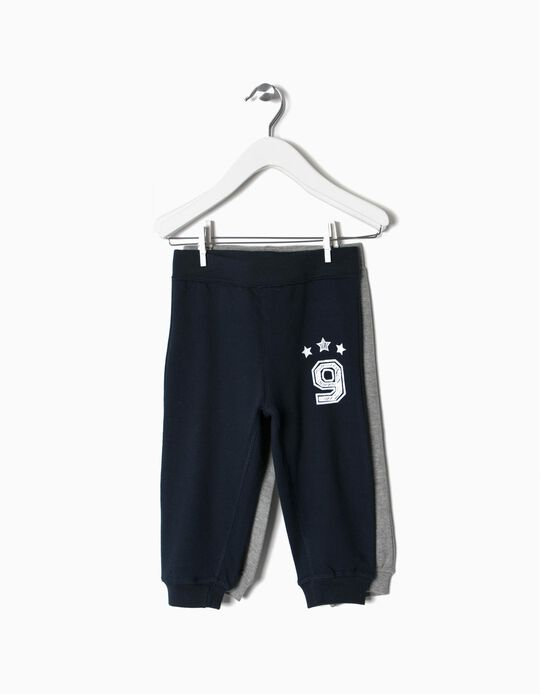 Pack 2 calças de treino