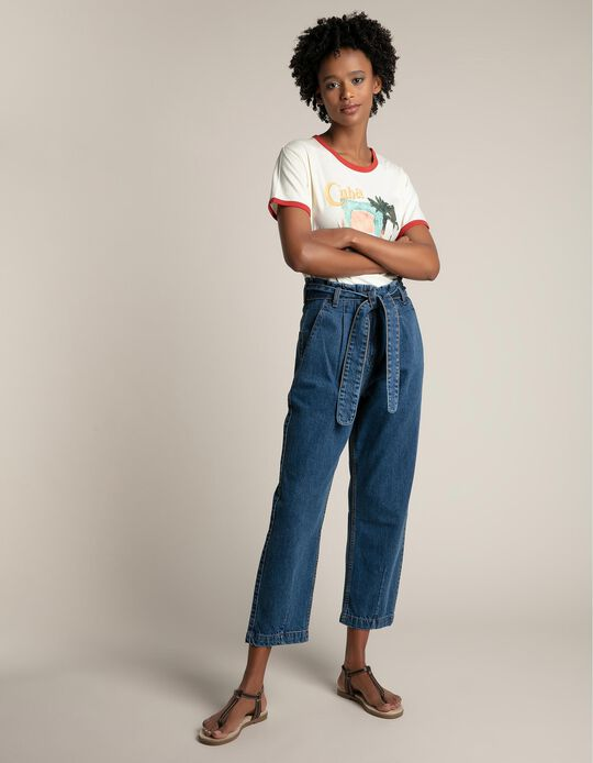 Jeans slouchy