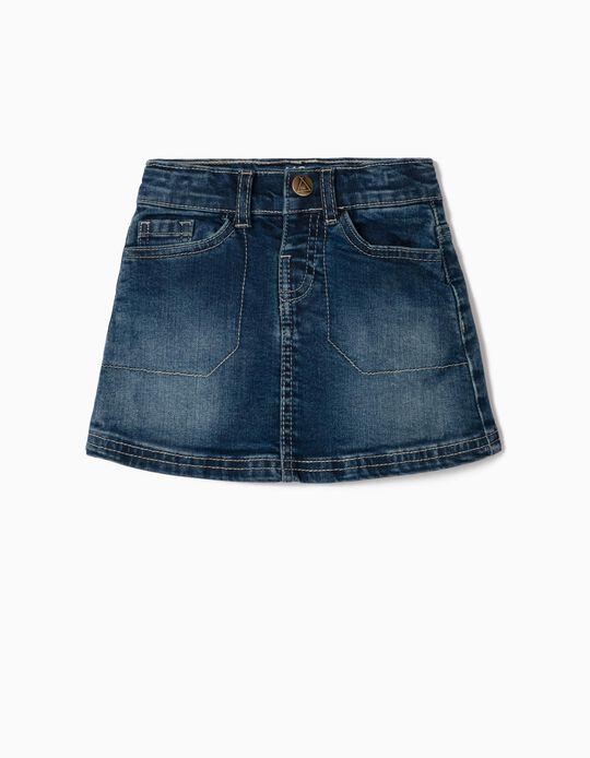Denim Skirt for Baby Girls