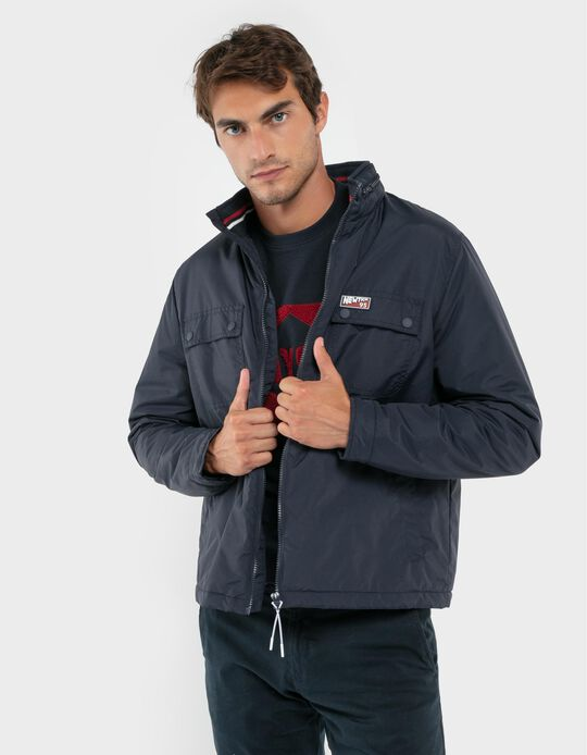 Anorak with Polar Fleece Lining