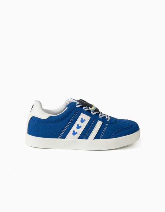 Trainers for Boys 'Mickey ZY Retro', Blue