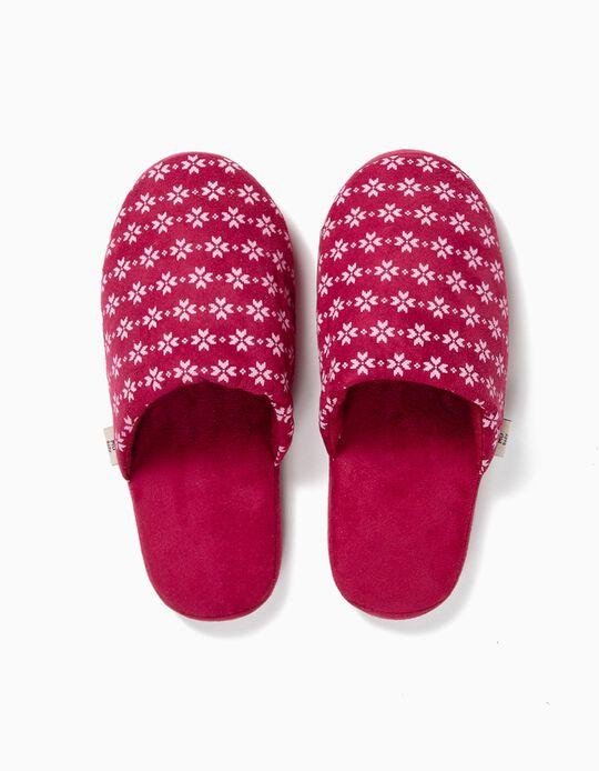 Bedroom Slippers, Christmas Stars