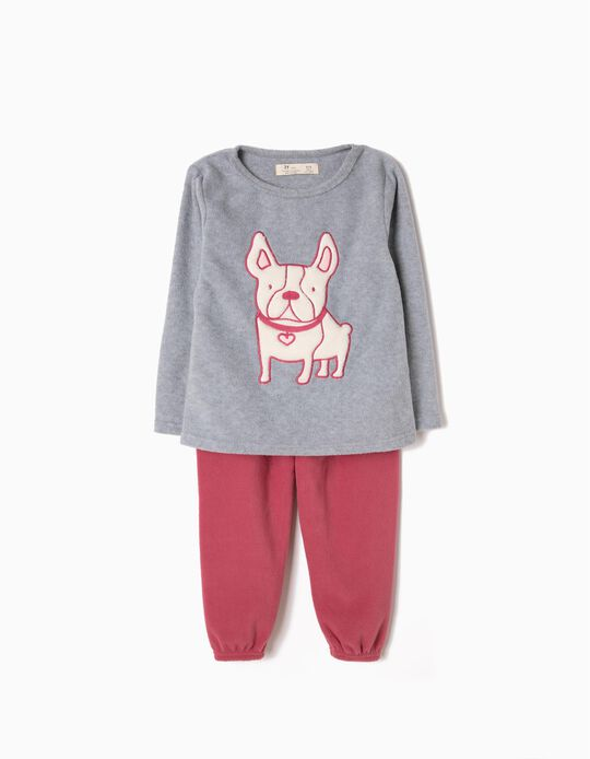 Pijama Polar Doggy