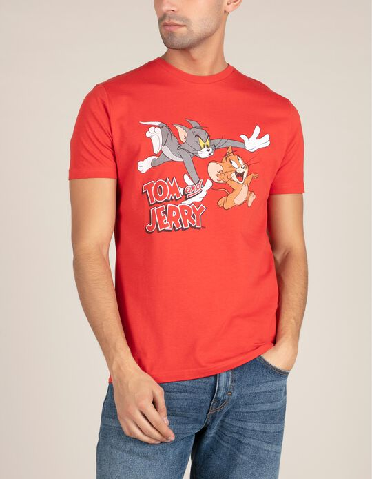T-shirt Tom and Jerry