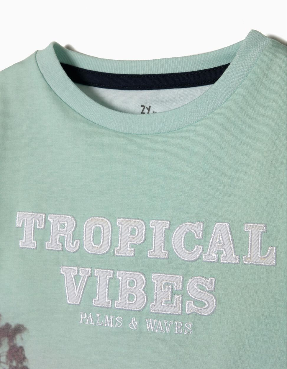 T-shirt Tropical Vibes