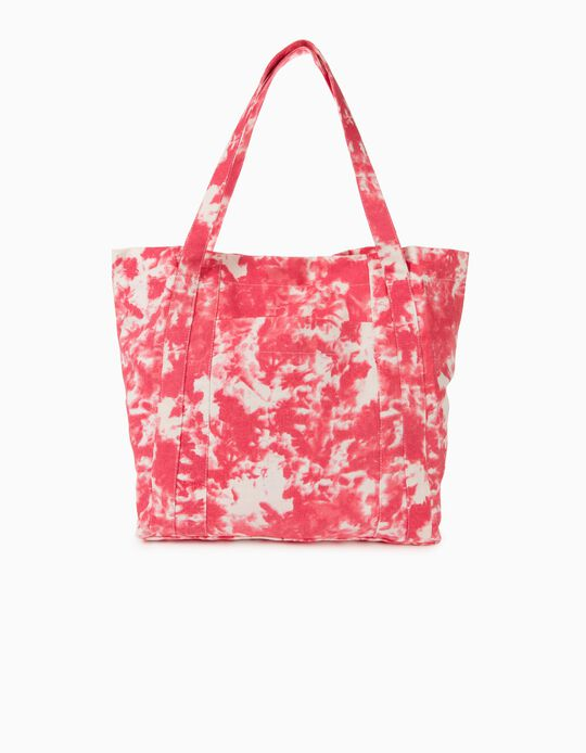 Tie-Dye Beach Bag