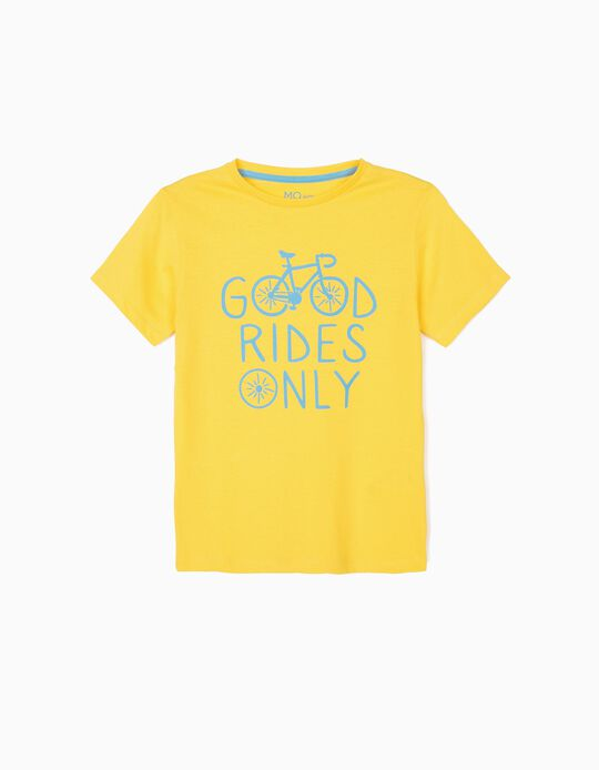T-shirt Good Rides Only