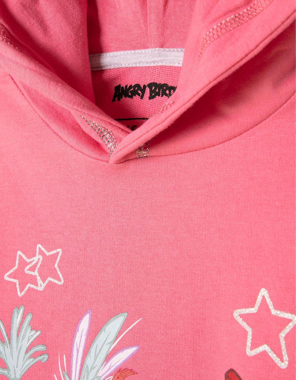 Sweatshirt com Capuz Angry Birds