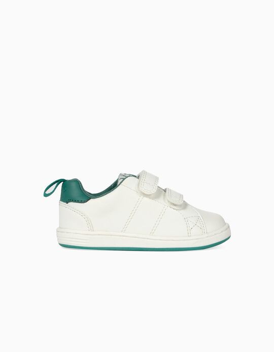 Trainers for Baby Boys 'ZY 1996', White/Green
