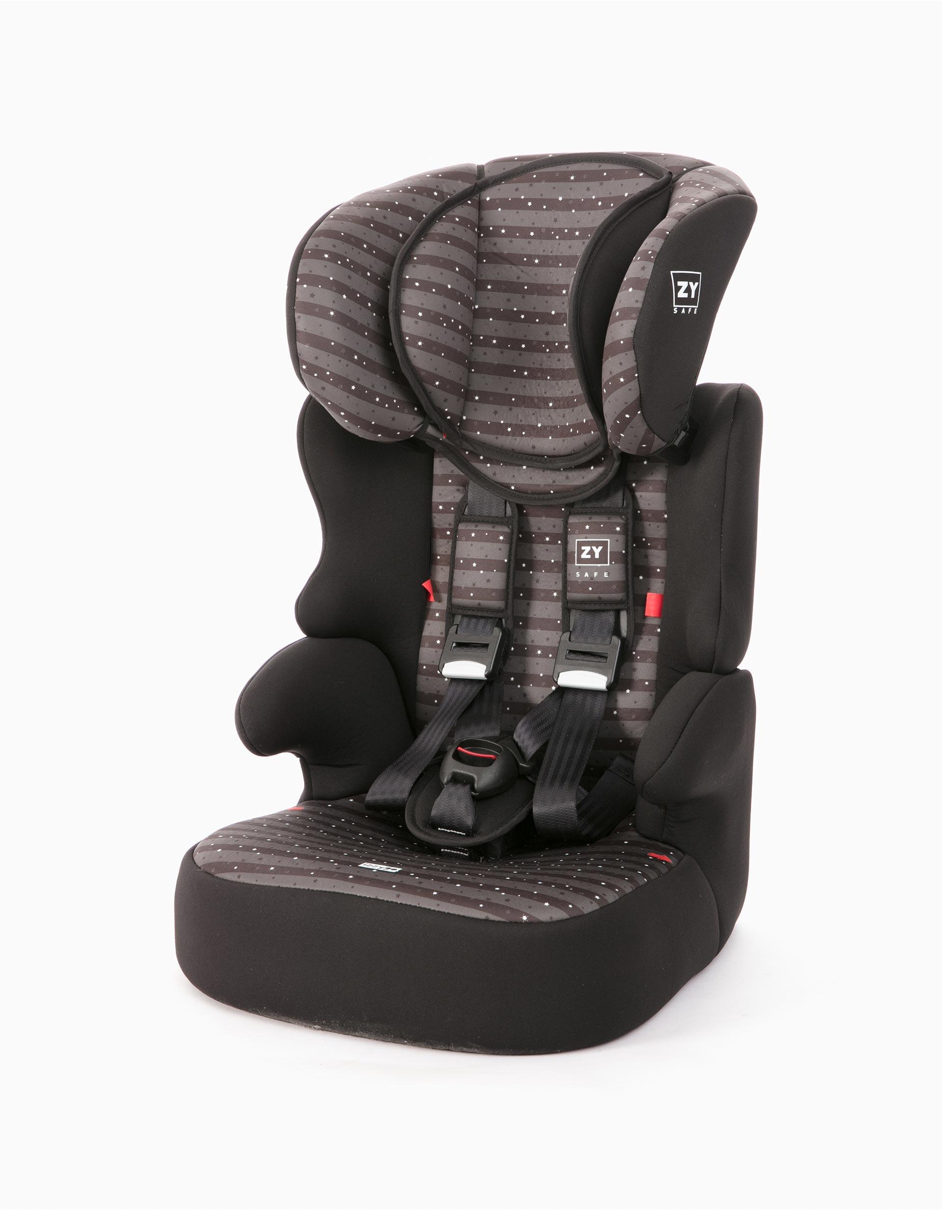 Cadeira para Automóvel Star Black and Gray 9 a 36 kg