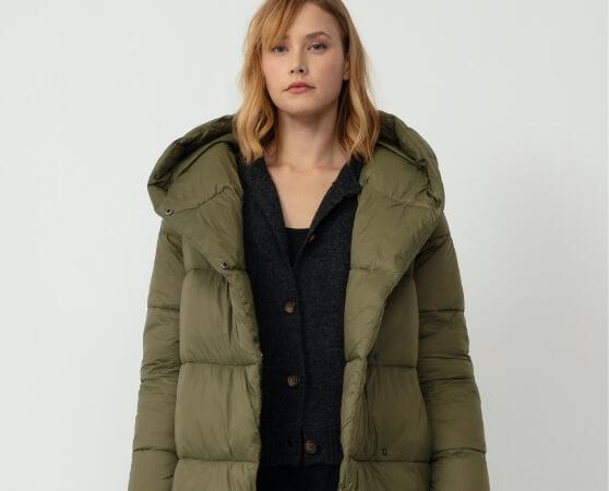 MO - Woman Coats