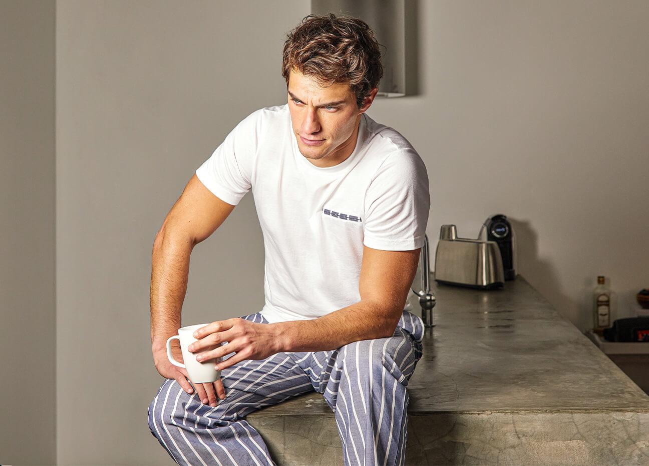 Man - Pyjamas | MO