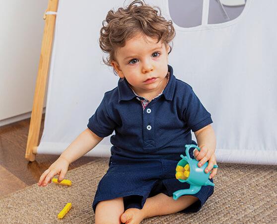 Bebé Menino | MO