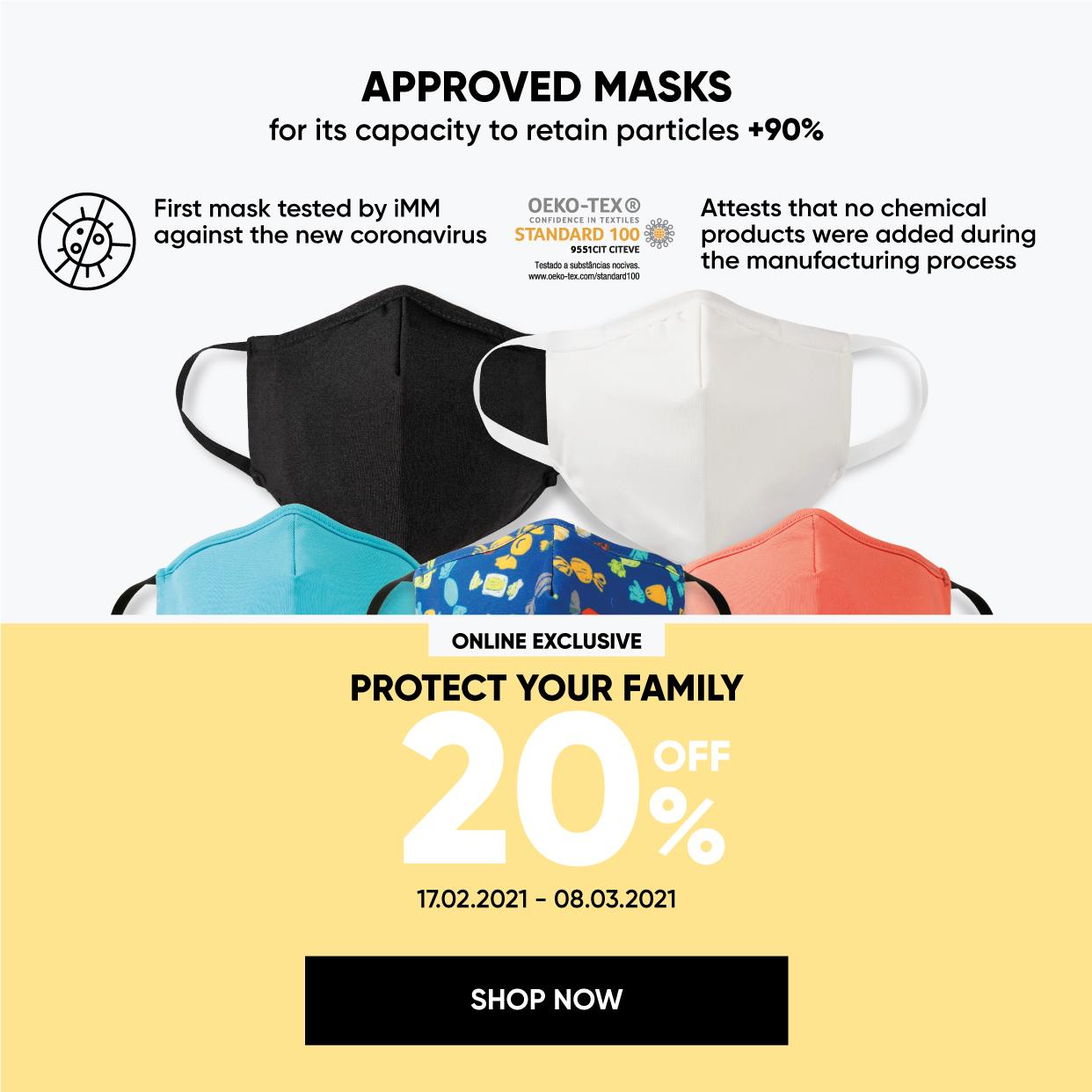 Masks | MO
