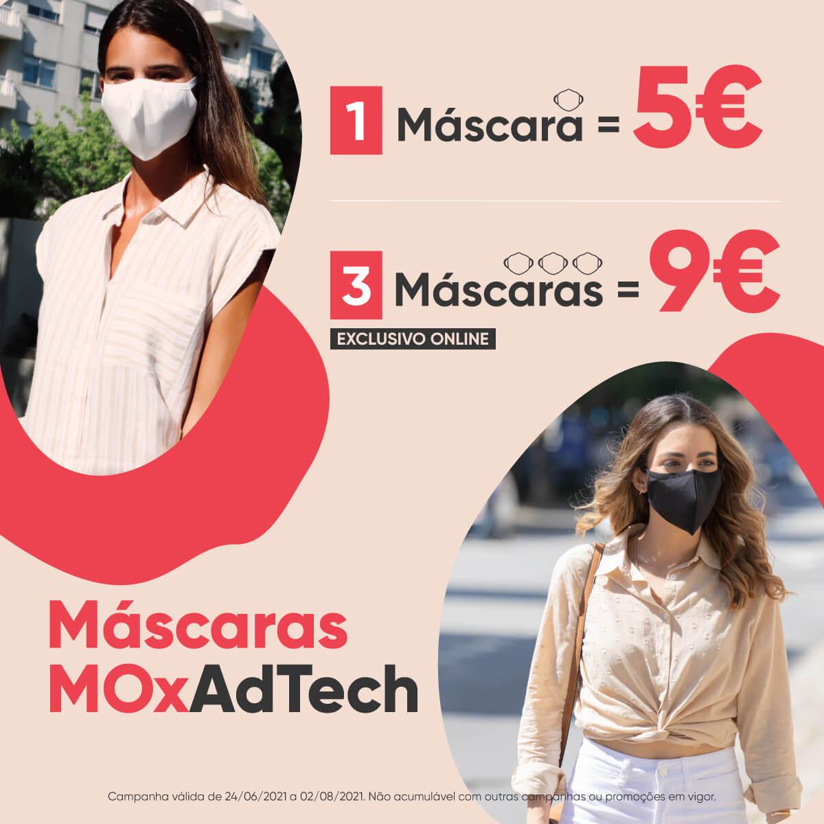 Máscaras | MO