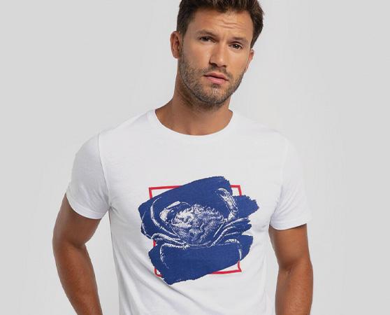 MO - Homem T-Shirts