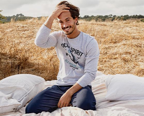 MO - Homem Pijamas